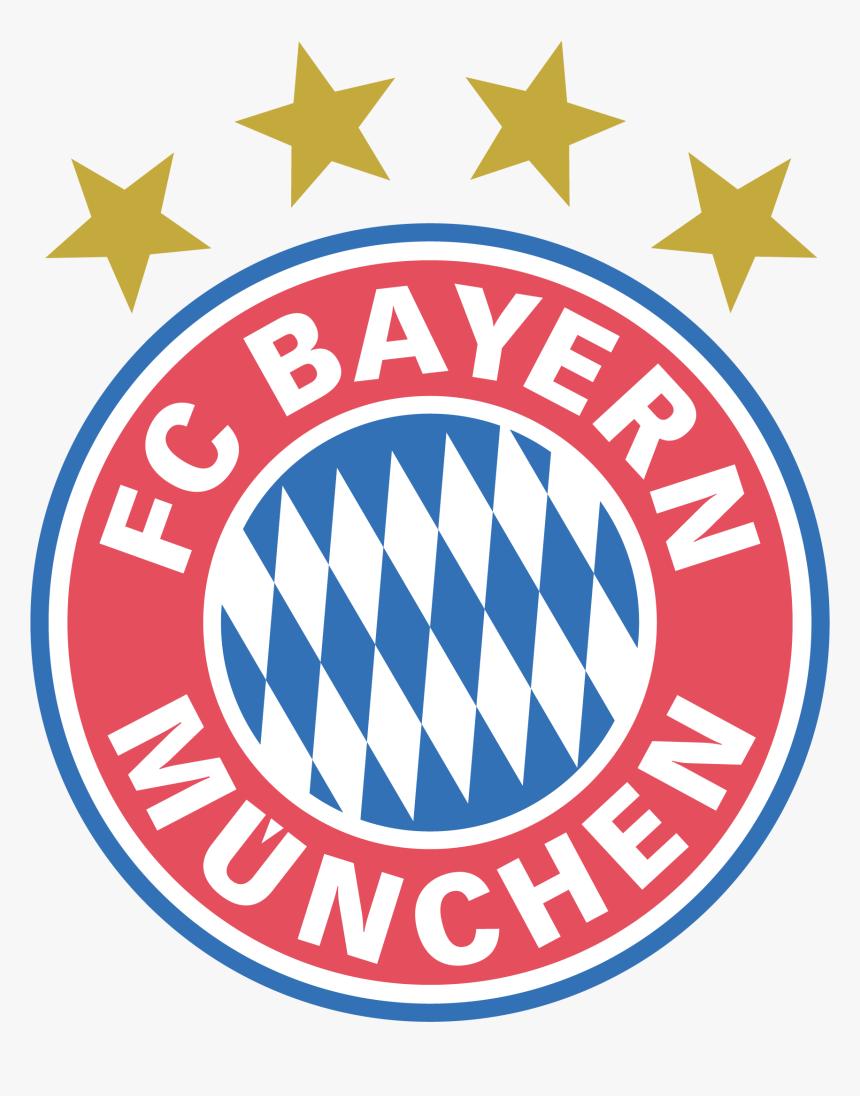 Fc Bayern Munich Png - Bayern Munich Logo 2018, Transparent Png, Free Download