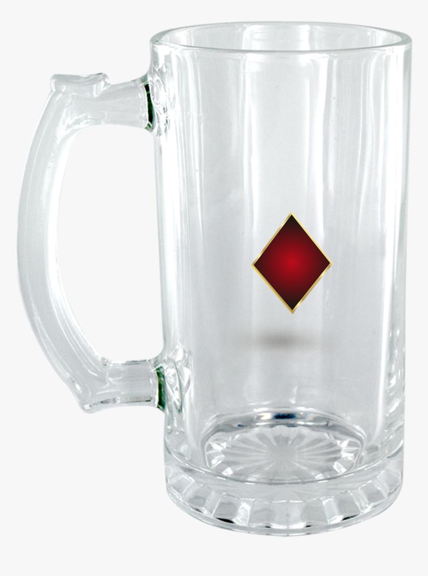 Royal Poker Diamond Icon Diwali Beer Mug - Beer Stein, HD Png Download, Free Download