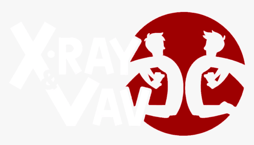 Rooster Teeth Wiki - Xray And Vav, HD Png Download, Free Download