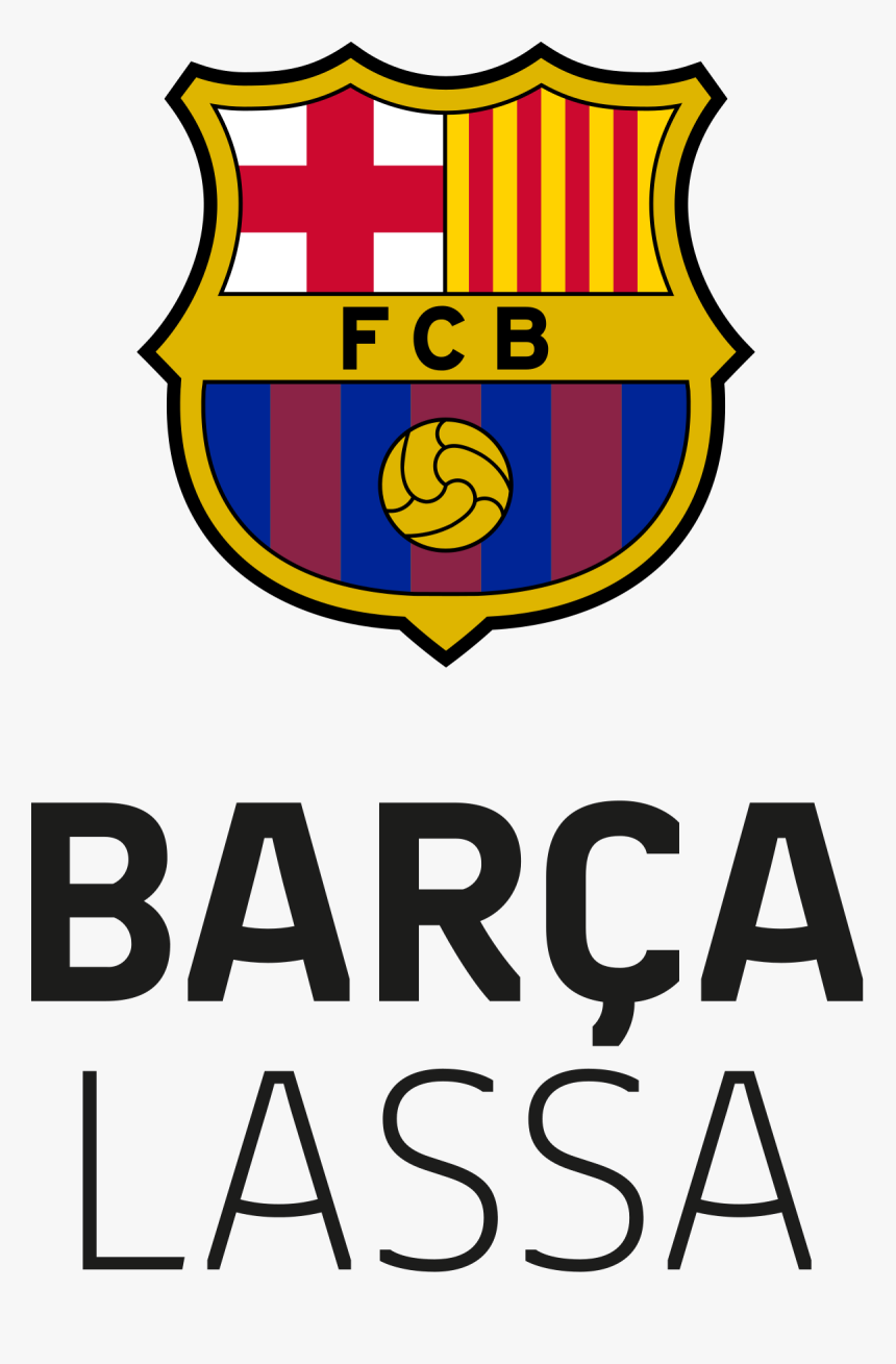 Fc Barcelona Lassa Logo, HD Png Download, Free Download