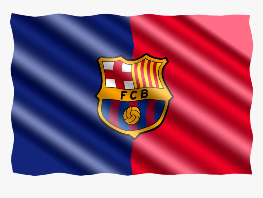 Football, International, Flag, Spain, Fc Barcelona - Hong Kong Flag Png, Transparent Png, Free Download
