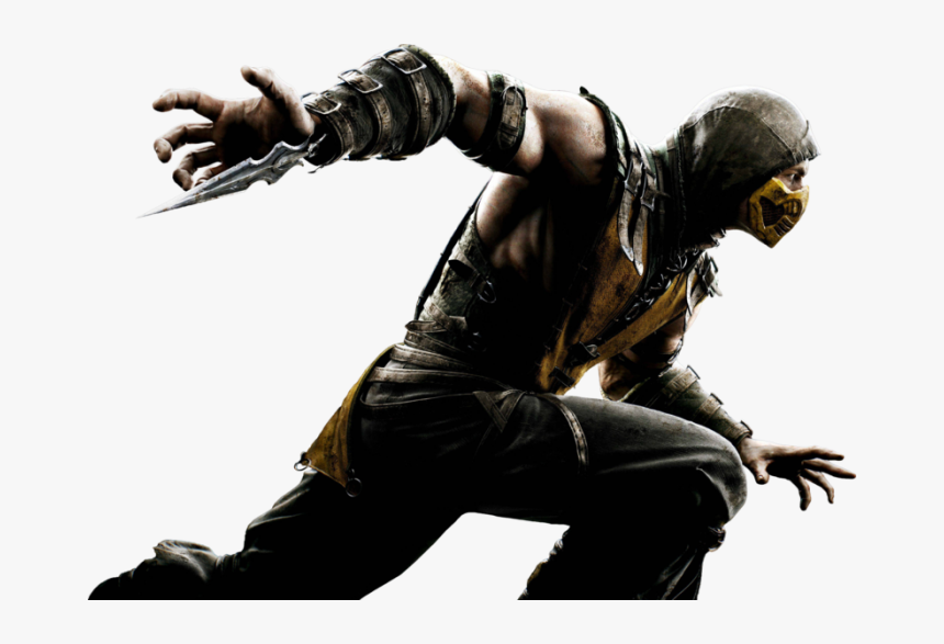 Transparent Mortal Kombat Xl Logo Png - Mortal Kombat X Png, Png Download, Free Download