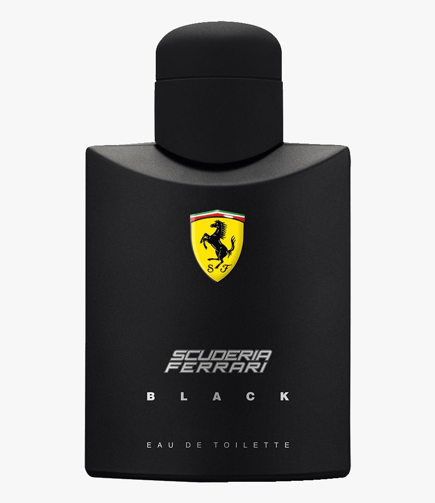 Ferrari Scuderia Black Edt Png, Transparent Png, Free Download