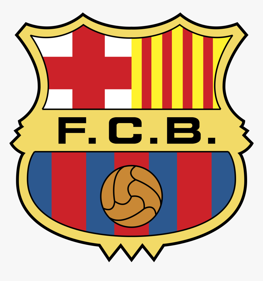 Transparent Barcelona Png - Fc Barcelona Logo 1975, Png Download, Free Download