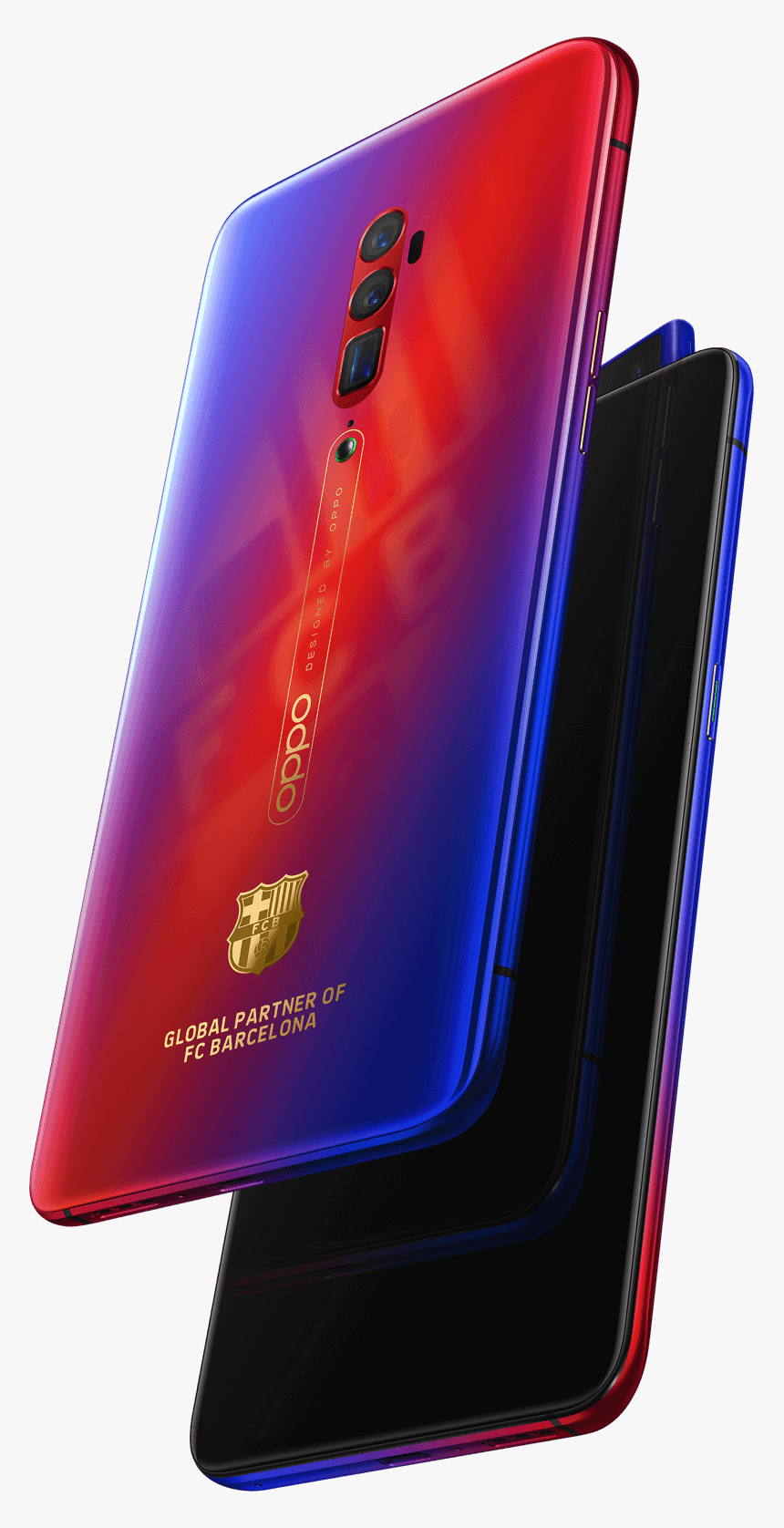 Oppo Reno 10x Zoom Barcelona Edition, HD Png Download, Free Download