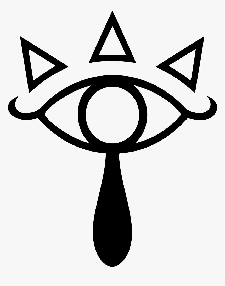Transparent Truth Clipart - Legend Of Zelda Sheikah Eye, HD Png Download, Free Download