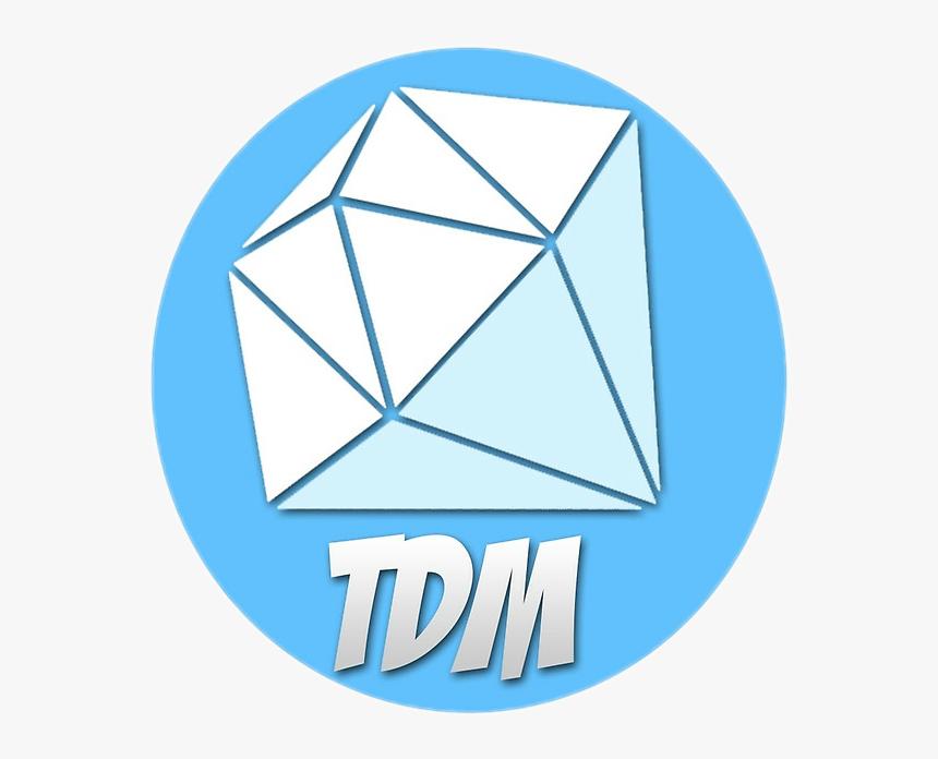 Transparent Dantdm Logo Png Dan Tdm Diamond Png Download Kindpng
