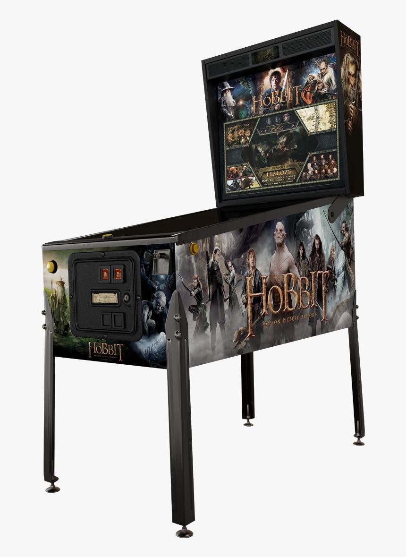 Hobbit Pinball Cabinets, HD Png Download, Free Download
