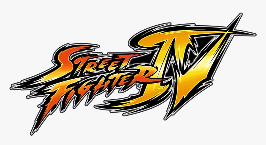 Street Fighter Iv Logo Png Street Fighter Iv Transparent Png