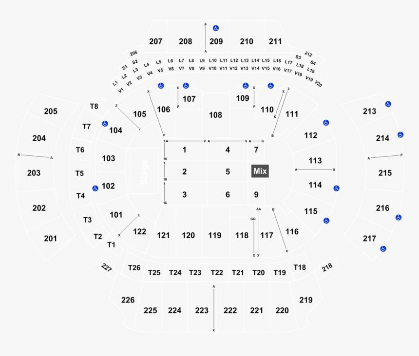 State Farm Arena Atlanta Elton John, HD Png Download, Free Download