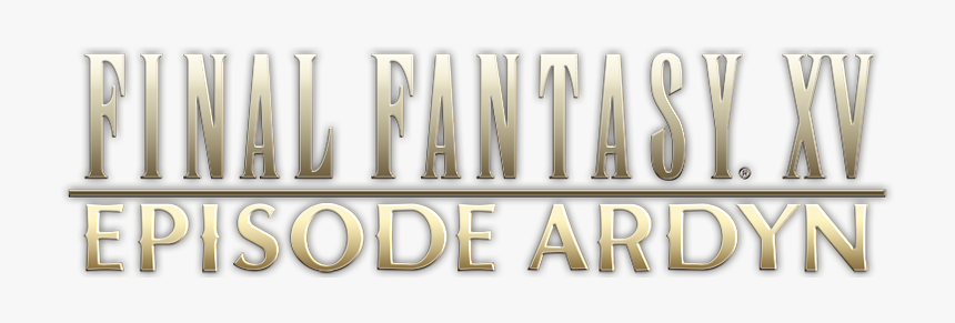 Final Fantasy Xv Episode Ardyn Logo, HD Png Download, Free Download