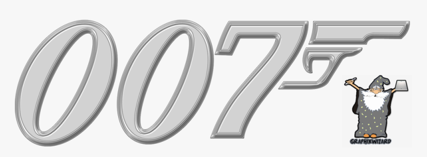 Logo James Bond Png, Transparent Png, Free Download