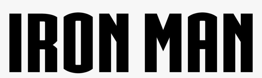 Iron Man - Ironman Font, HD Png Download, Free Download