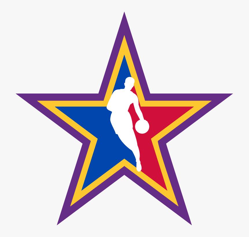 Transparent Cowboys Clipart - Nba All Star Logo 2019, HD Png Download, Free Download