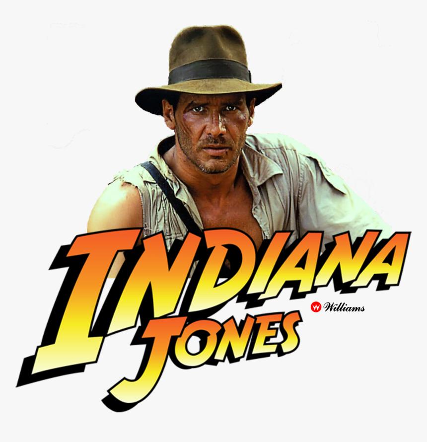 Indiana Jones Logo Png, Transparent Png, Free Download