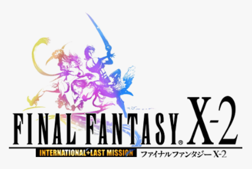 Ffx-2 International Logo - Final Fantasy, HD Png Download, Free Download