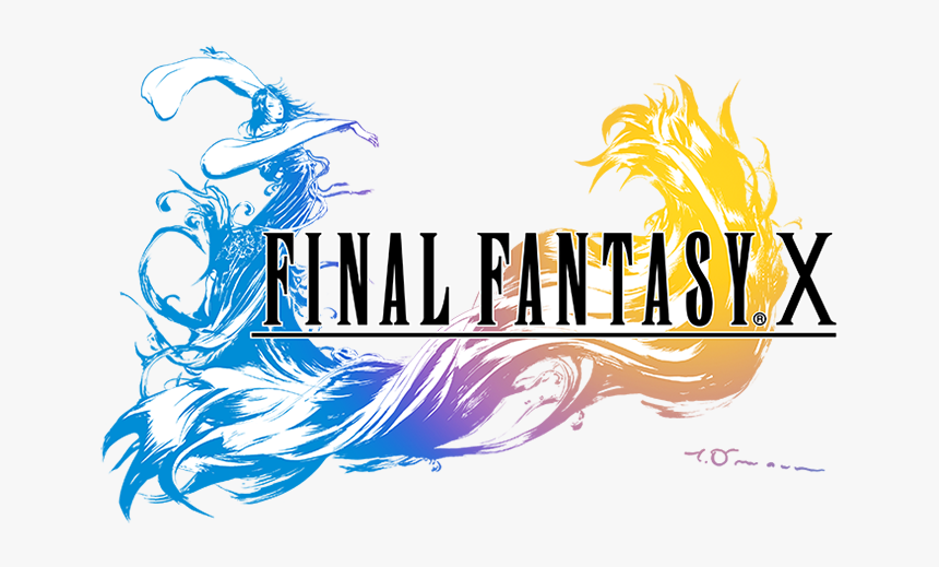 Final Fantasy X Title, HD Png Download, Free Download