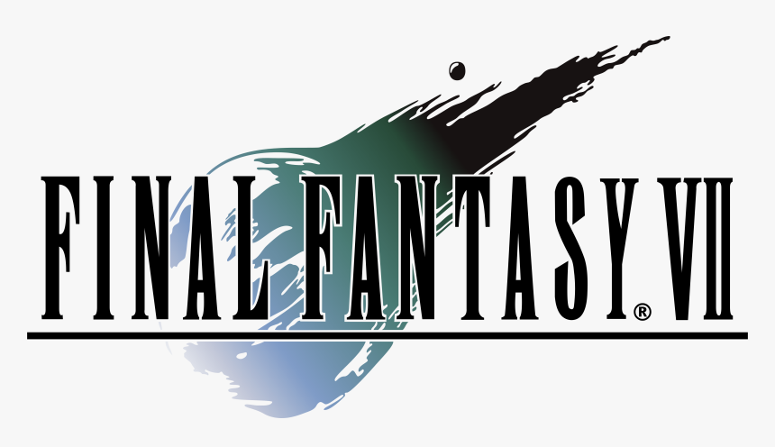 Final Fantasy 7 Title, HD Png Download, Free Download