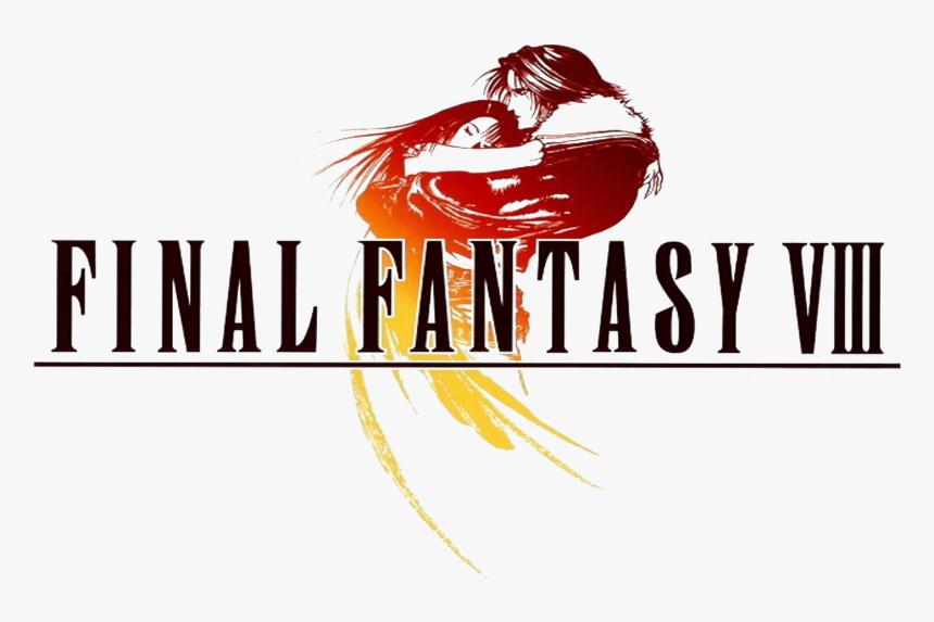 Final Fantasy Viii Logo - Final Fantasy 8, HD Png Download, Free Download