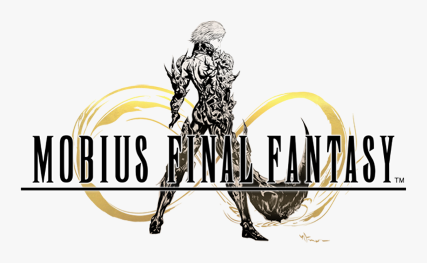 Mobius Final Fantasy Commemorates It's Second Anniversary - Final Fantasy Mobius Title, HD Png Download, Free Download