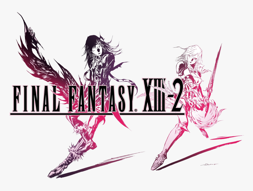 Final Fantasy Xiii 2 Title, HD Png Download, Free Download
