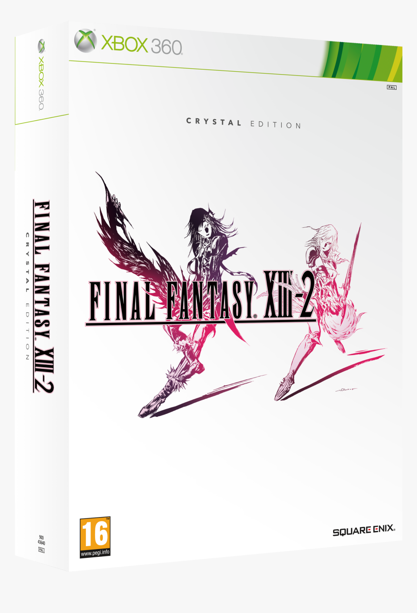 Final Fantasy 13 2 Special Edition, HD Png Download, Free Download
