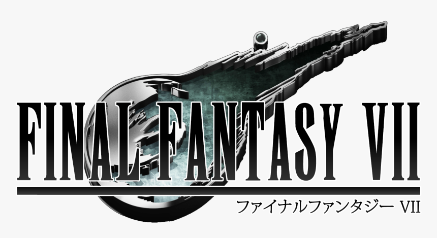 Final Fantasy Vii Remake Logo, HD Png Download, Free Download