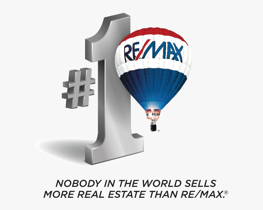 Nobody In The World Sells More Real Estate Than Remax, HD Png Download, Free Download