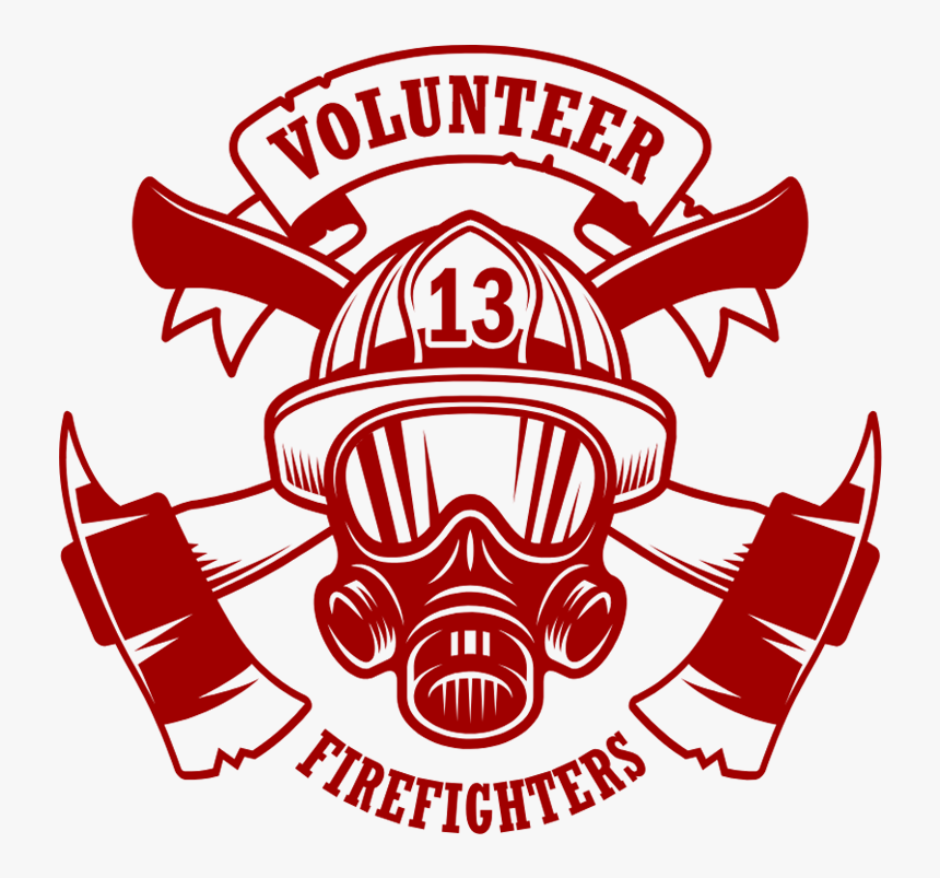 Firefighter Logo, HD Png Download - kindpng