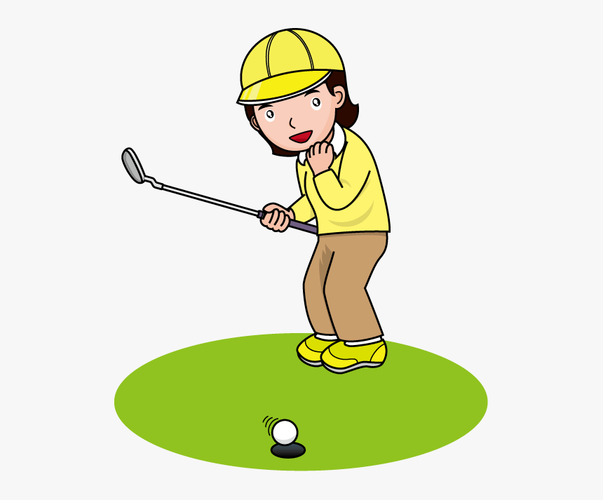 Golf Clip Art Free Downloads Golf Player Clipart Free Hd Png Download Kindpng