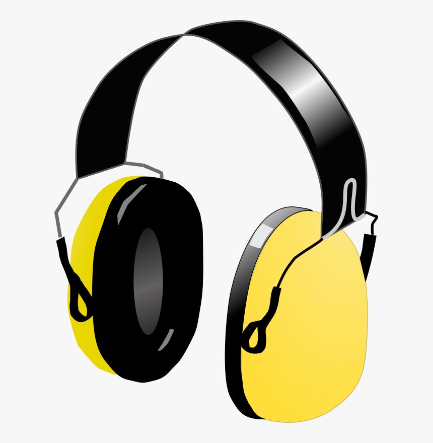 Download Cartoon Headphone Clip Art Png For Designing - Ear Phones Clip Art, Transparent Png, Free Download