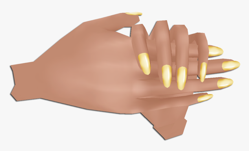 Nail Clipart Hand Skin - Chocolate, HD Png Download, Free Download