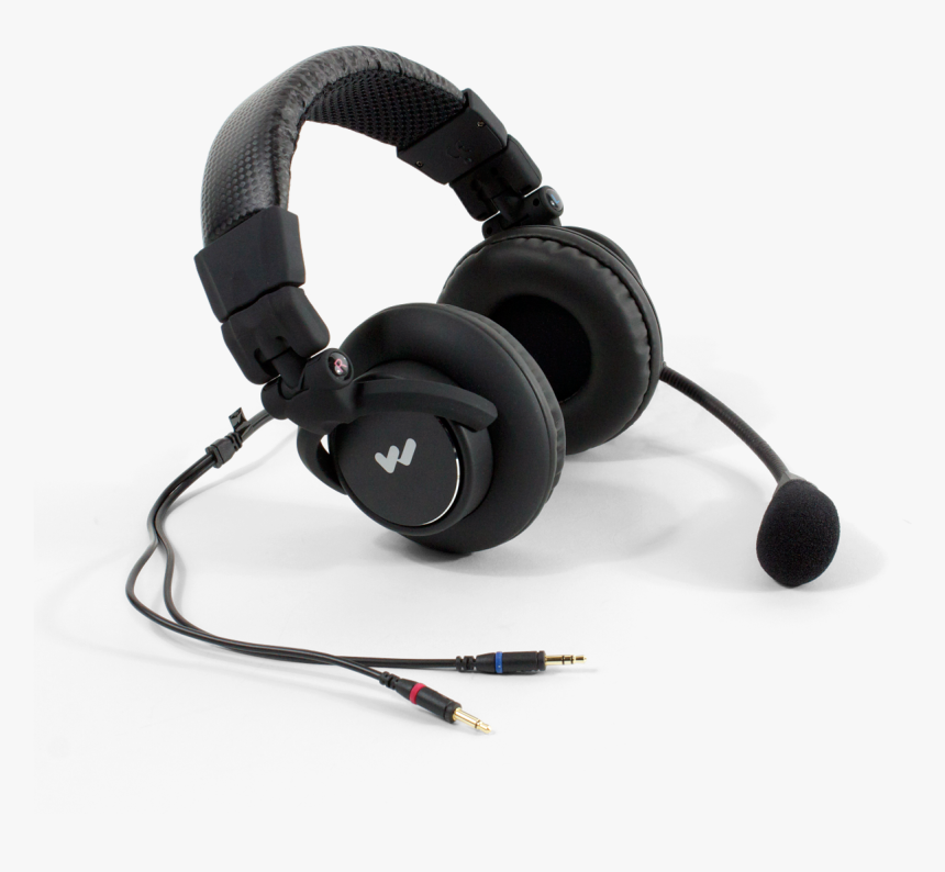 Headphone Transparent Mic - Microphones Headset, HD Png Download, Free Download