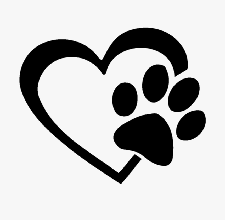 Pawprint Clipart Heart Heart With Paw Print Hd Png Download Kindpng 5 out of 5 stars (12) 12 reviews $ 4.00. heart with paw print hd png download