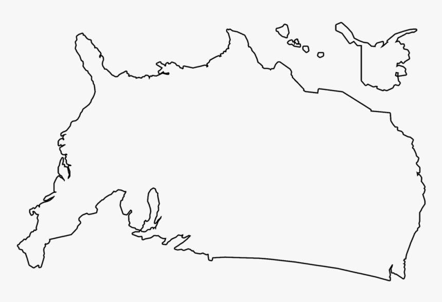 Us Map Outline 1674031 1280, HD Png Download, Free Download