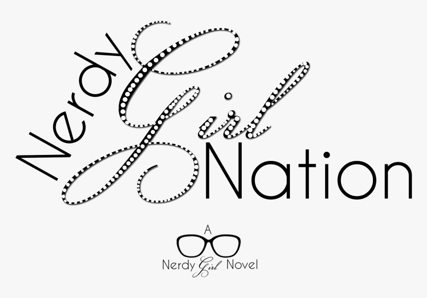 Nerdy Girl Nation - Logomarca De Lingerie, HD Png Download, Free Download
