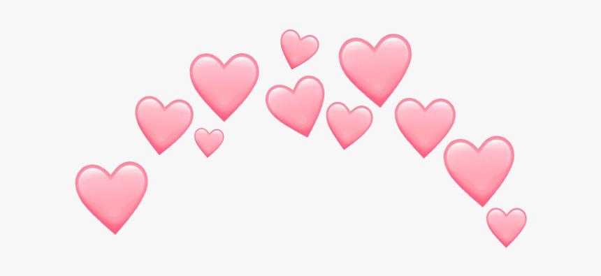 Pastel Pink Heart Emoji, HD Png Download, Free Download