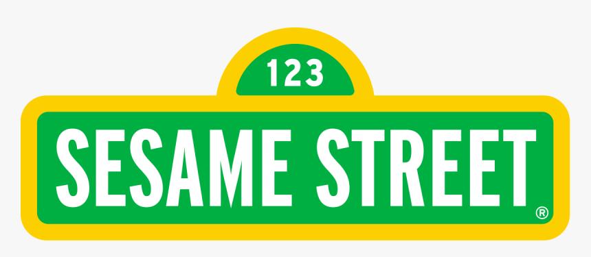 Sesame Street Logo Png, Transparent Png, Free Download