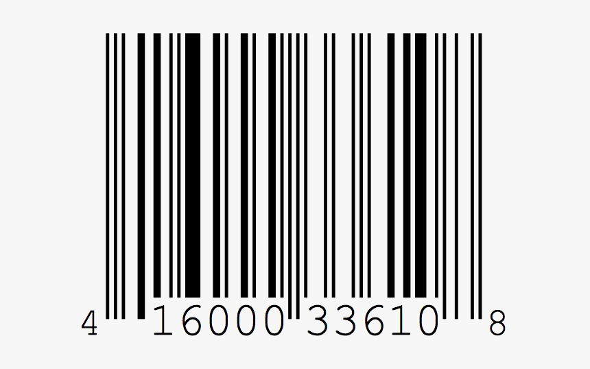 Barcode Transparent - High Resolution Barcodes Transparent Background, HD Png Download, Free Download