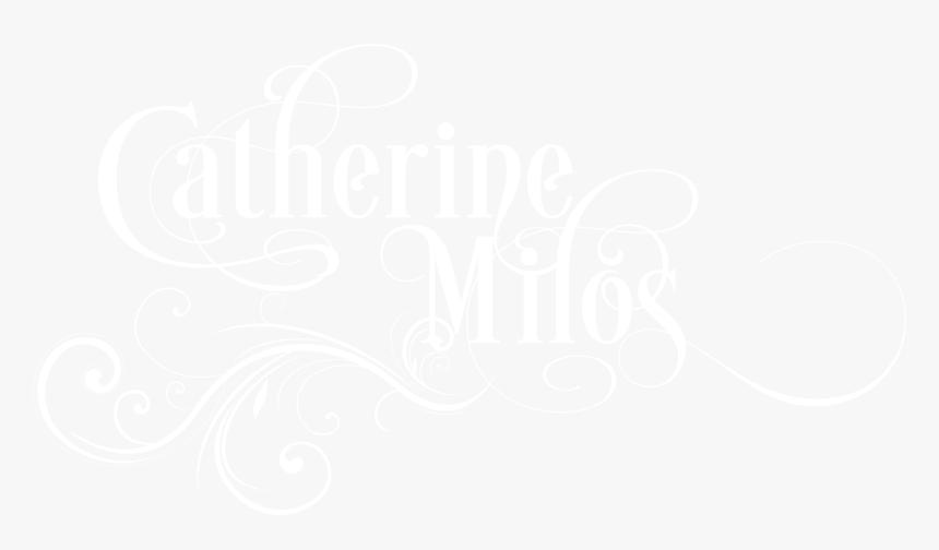 Catherine Milos - Johns Hopkins White Logo, HD Png Download, Free Download