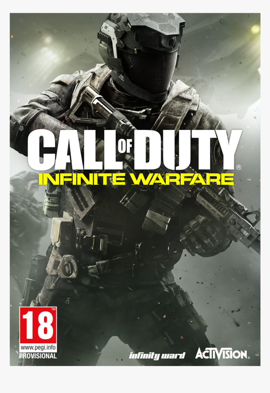 Call Of Duty Infinite Warfare Pc Dvd, HD Png Download, Free Download