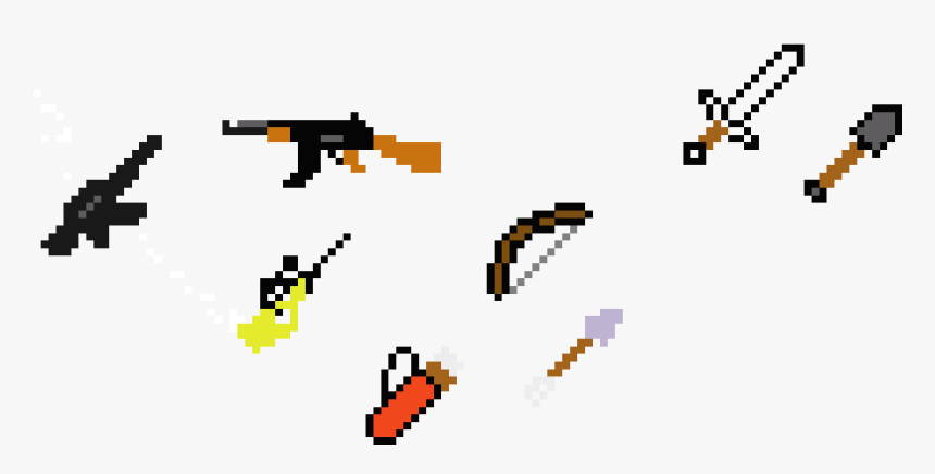 Call Of Mine Duty Zombies Origins Clipart , Png Download - Call Of Duty Zombies Pixel Art, Transparent Png, Free Download