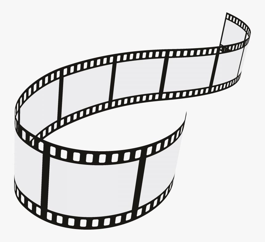 Transparent Grunge Film Strip Png - Film Strip Clipart Png, Png Download - kindpng