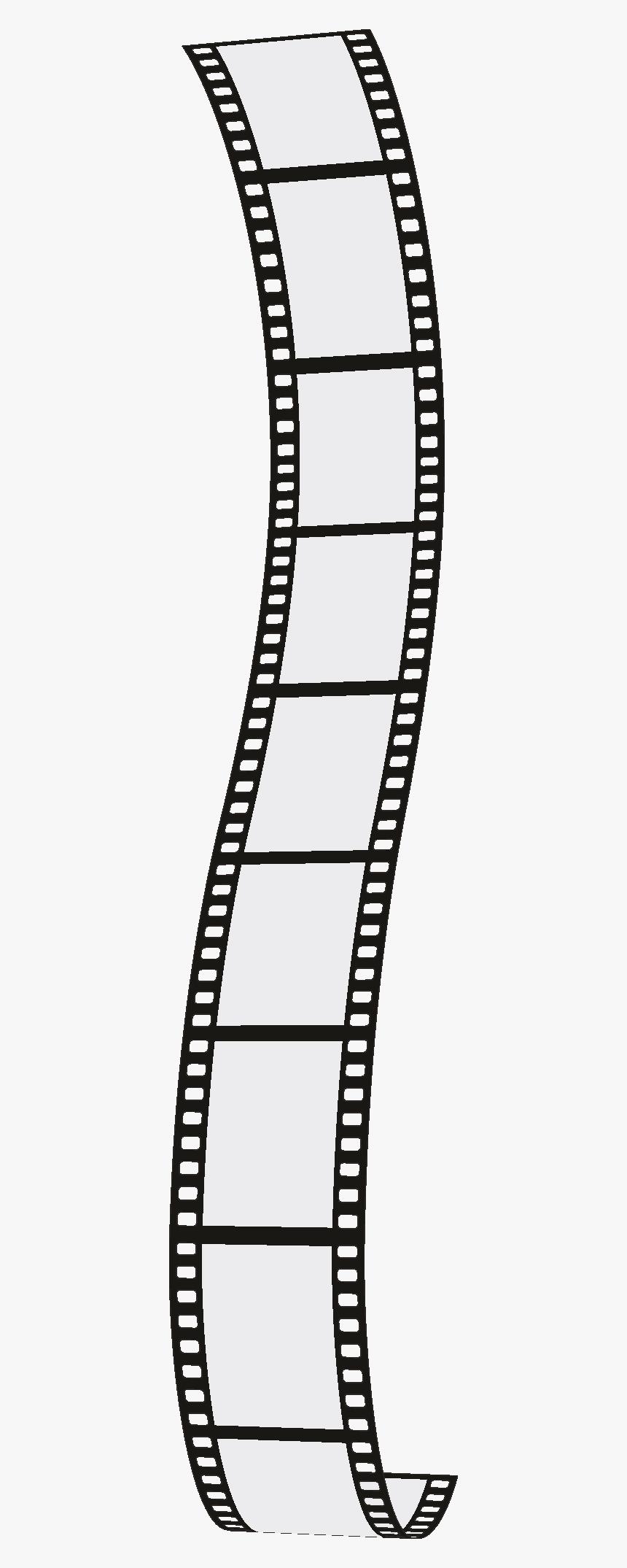 Film Reel Vector, HD Png Download, Free Download