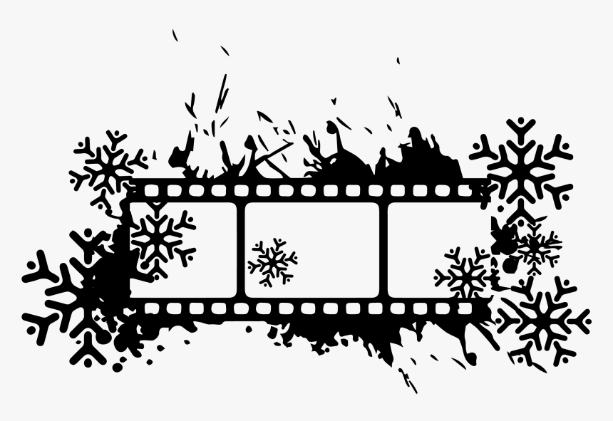 Film Strip Background, HD Png Download, Free Download