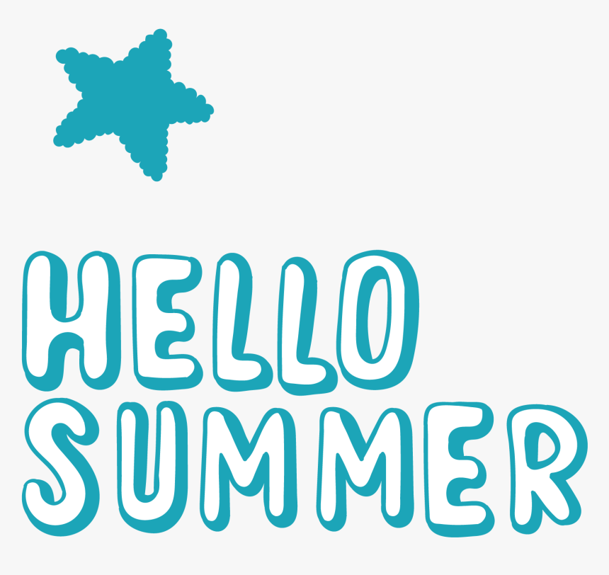 Summer Vector Hello Euclidean Free Download Png Hd - Graphic Design, Transparent Png, Free Download