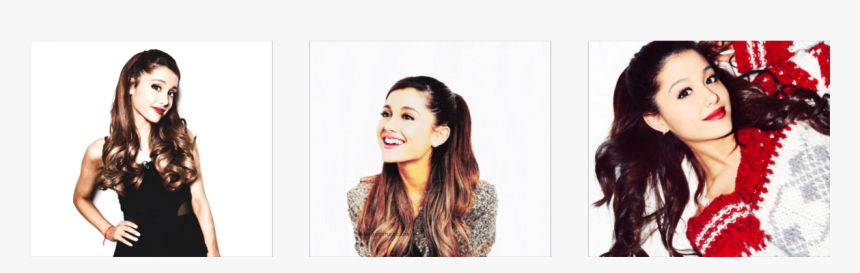 """Ariana Grande Fc Pack [[more]] """" •10 Full Images •5 - Girl, HD Png Download, Free Download"""