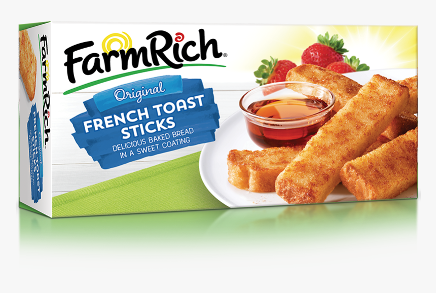 Transparent French Bread Png - Farm Rich Pizza Rolls, Png Download, Free Download