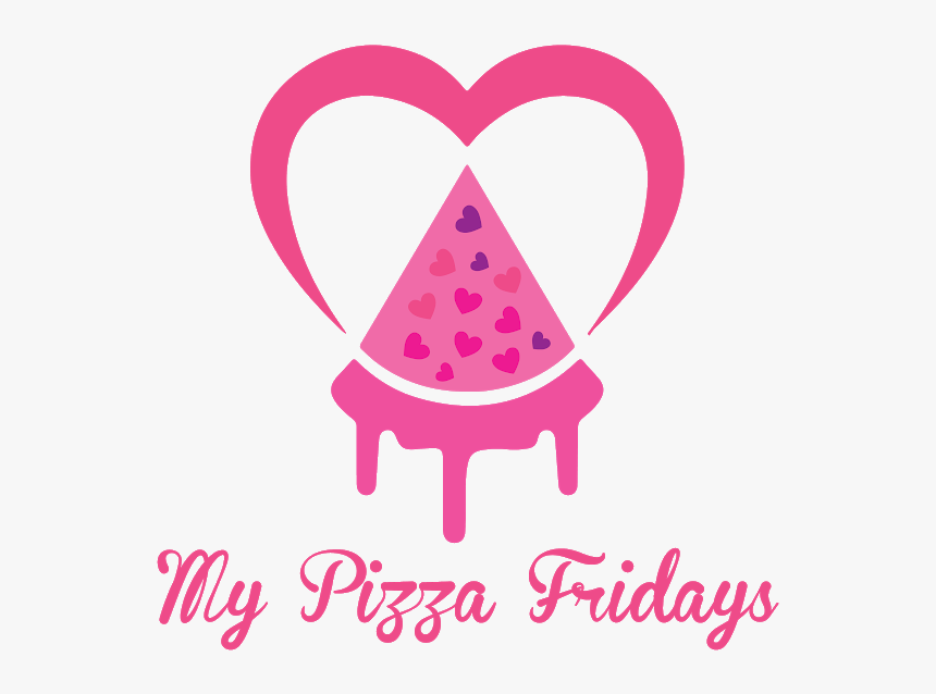 My Pizza Fridays - Heart, HD Png Download, Free Download