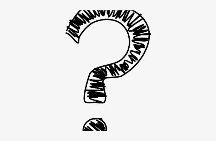 Question Mark White Transparent Background Clipart Transparent